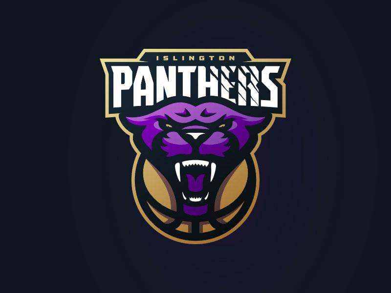 Basketball Logo Design by Sergii Manakov