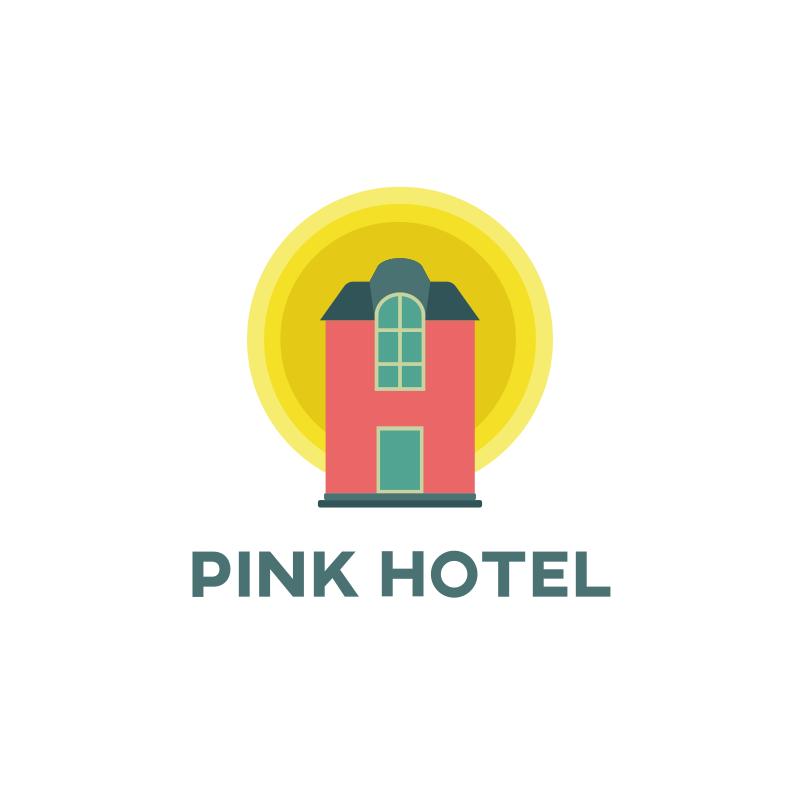 Pink Hotel Logo