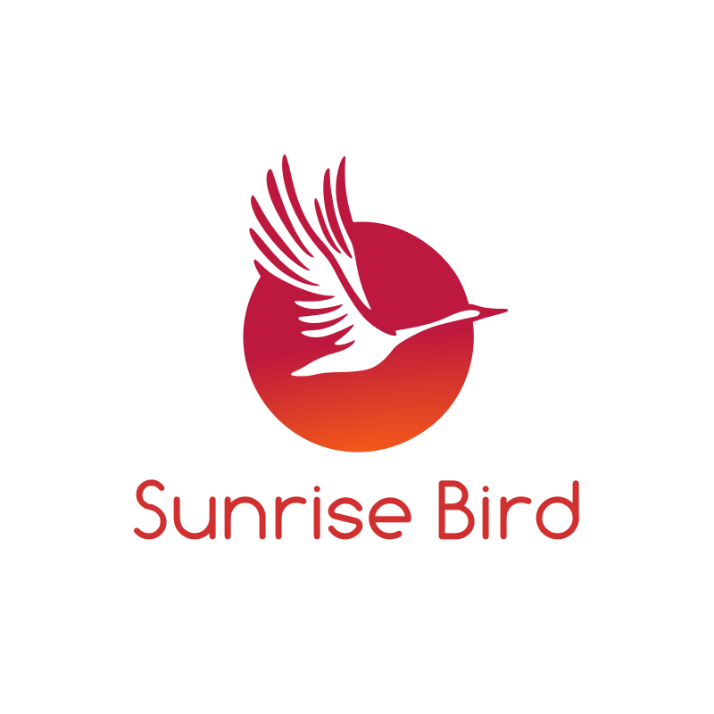 Sunrise Bird Logo