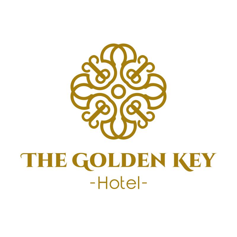 The Golden Key Logo