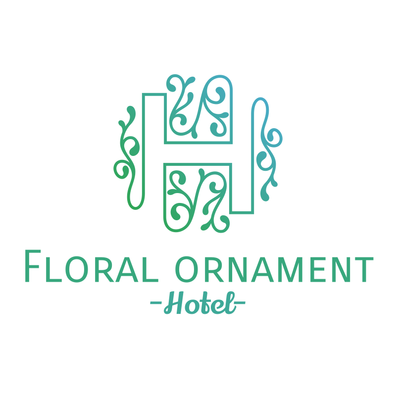 Floral Ornament Hotel