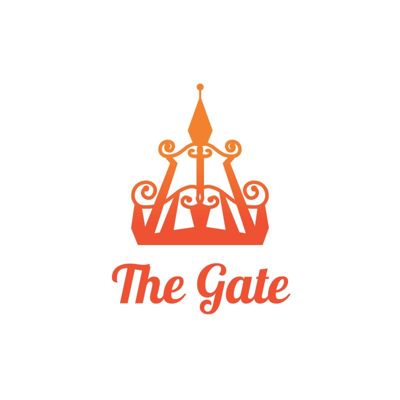 The Gate Hotel Logo