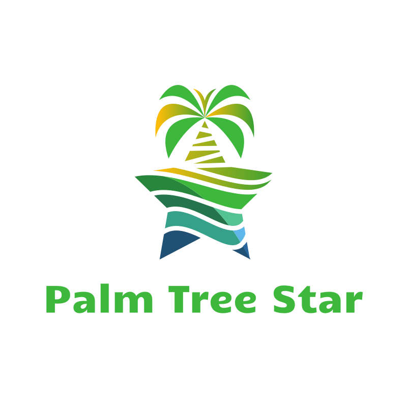 Palm Tree Star logo