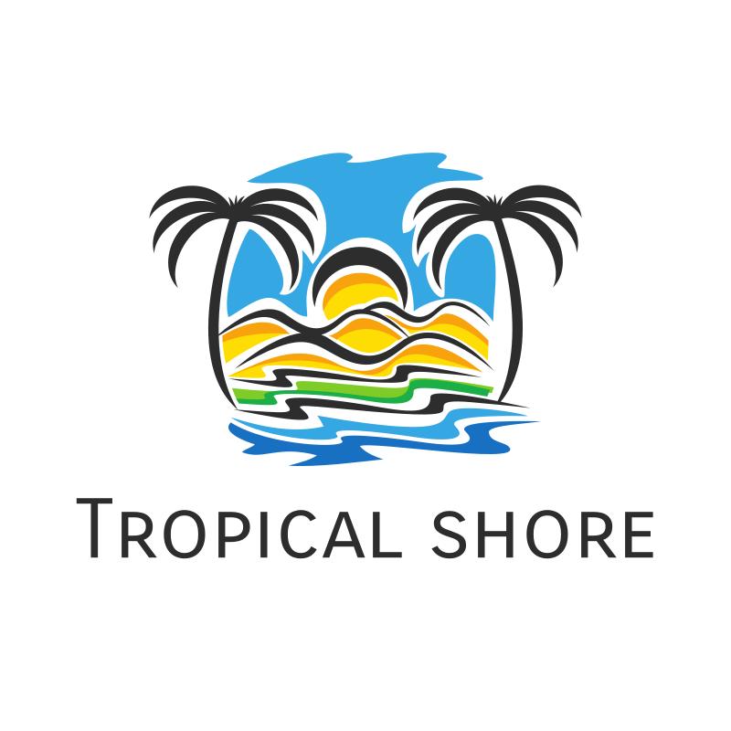 Tropical Shore logo
