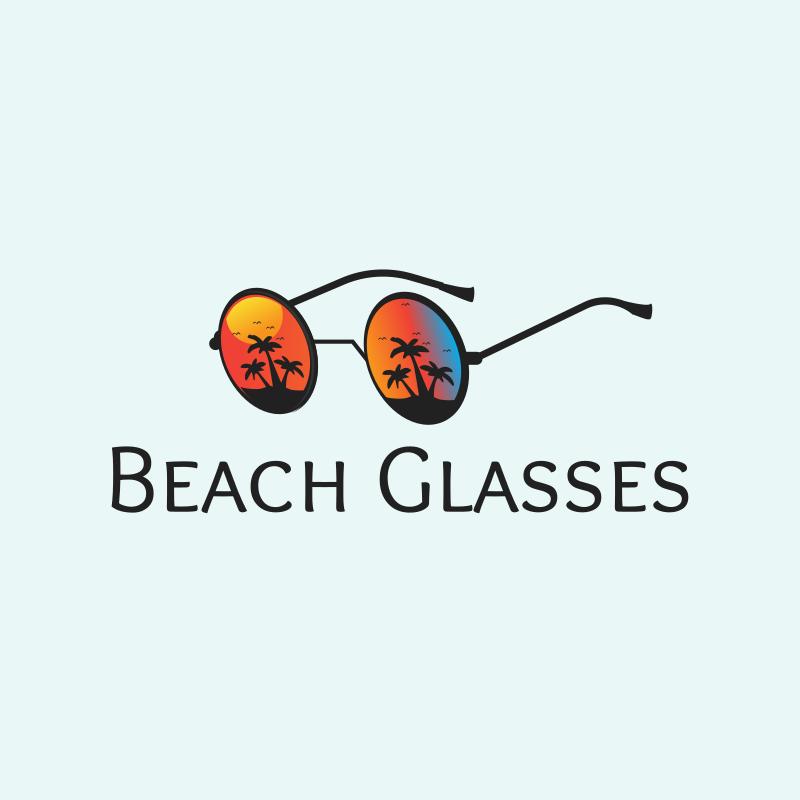 Beach Glasses logo