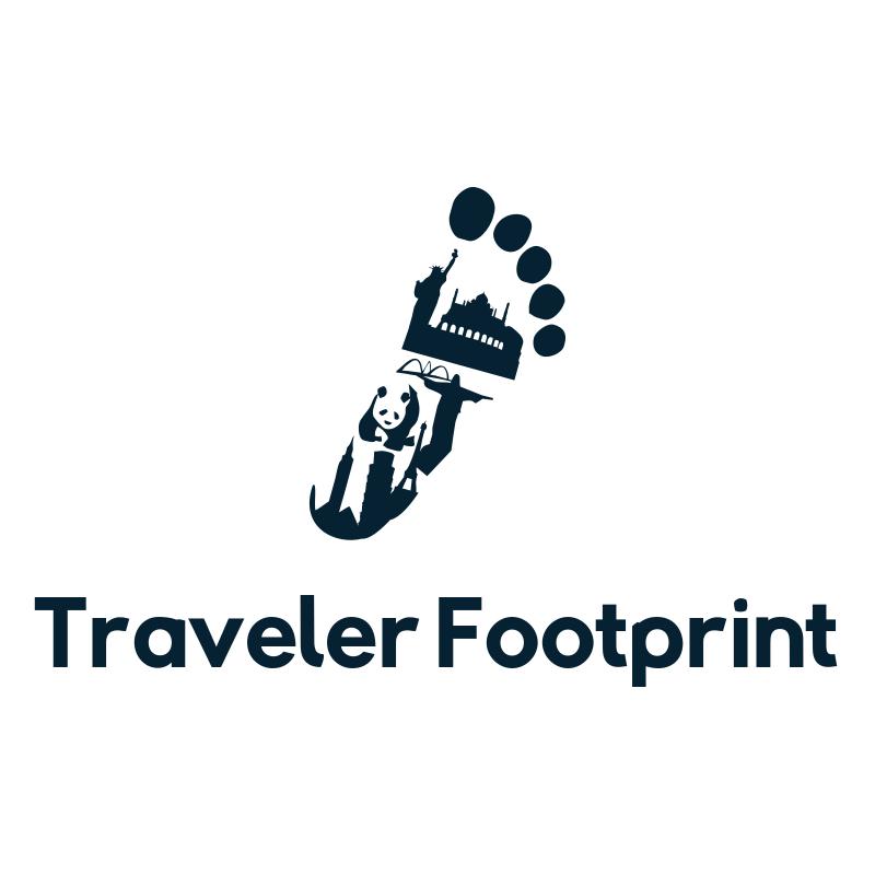 Traveler Footprint Logo