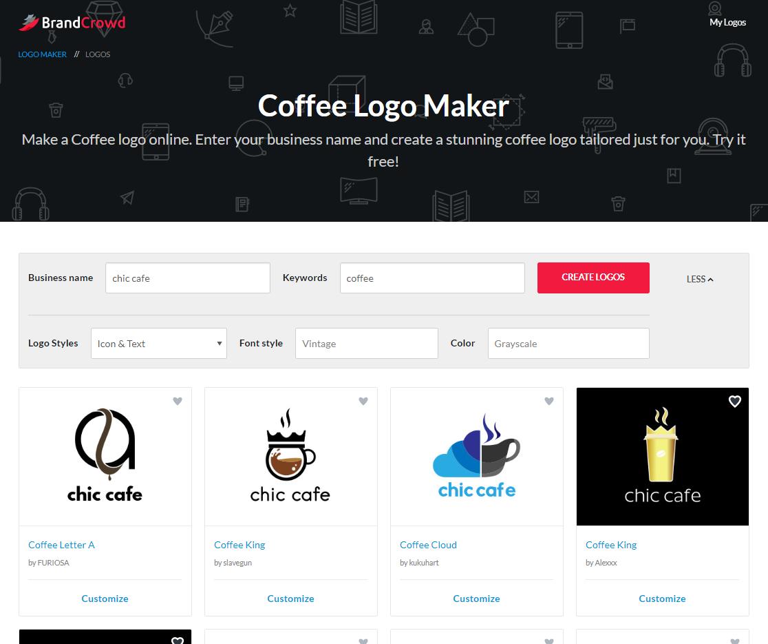 filter logos