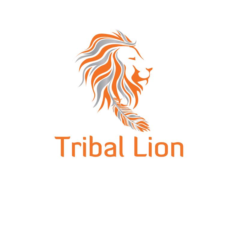 Tribal Lion Logo