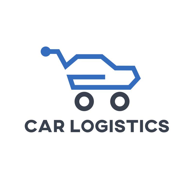Car Logistics Logo Design