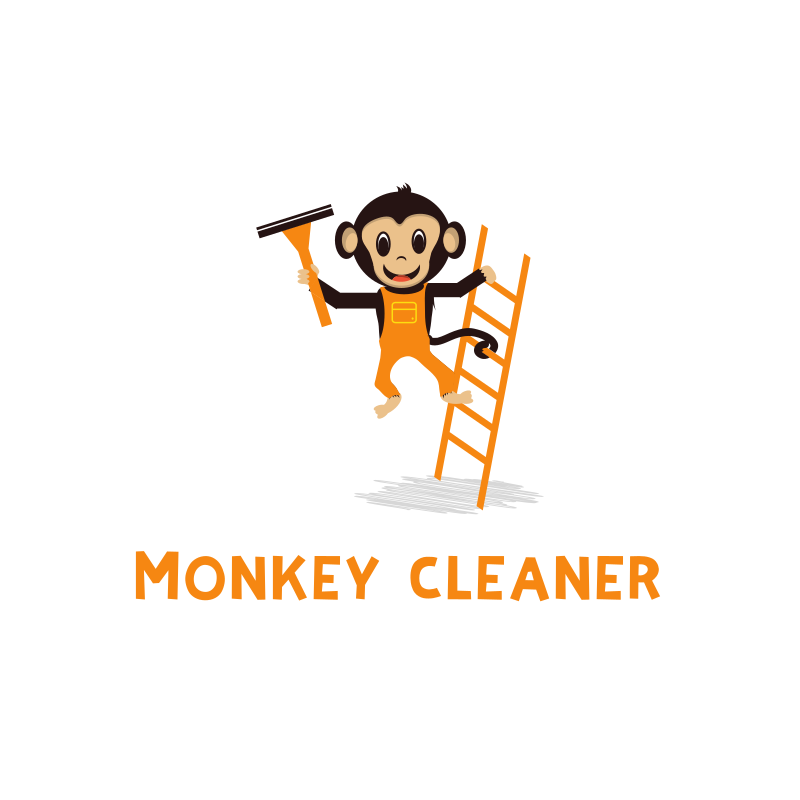 Monkey Cleaner logo