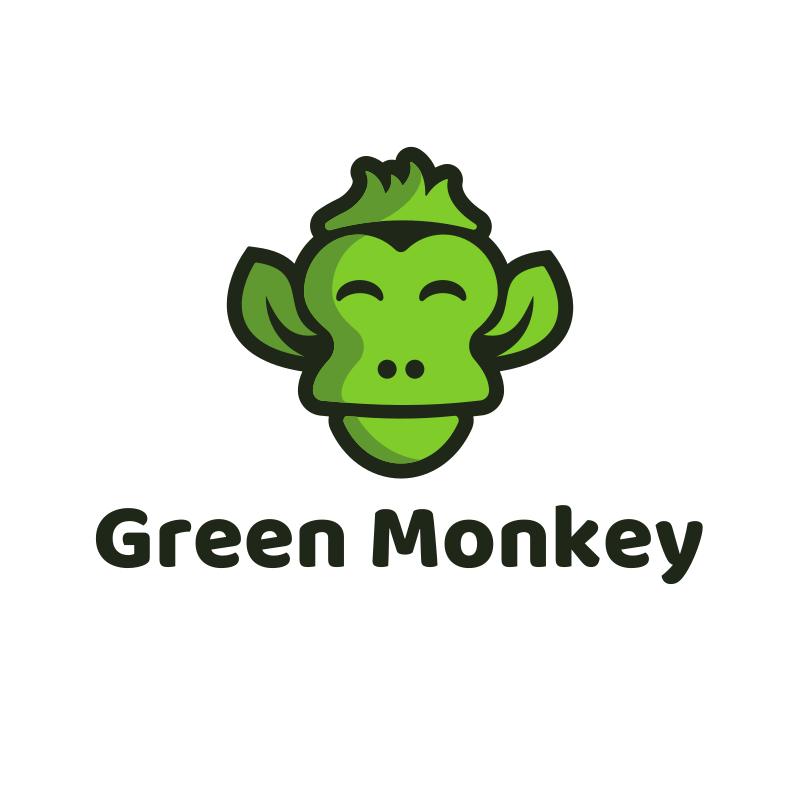 Green Monkey logo