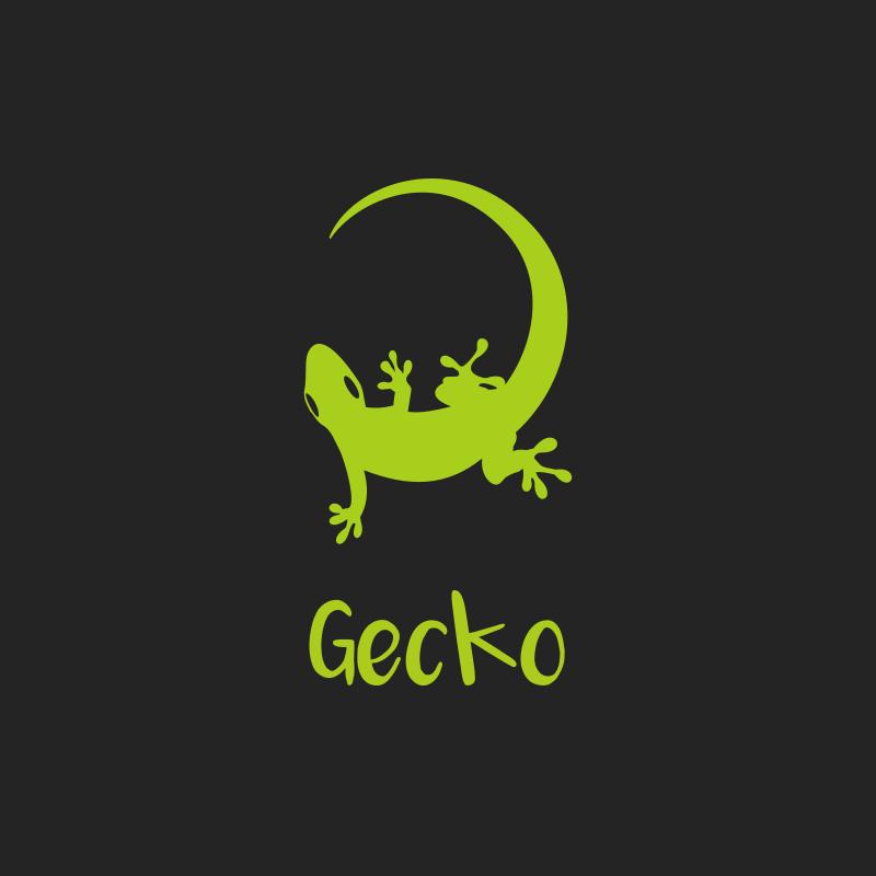 Gecko Logo Design