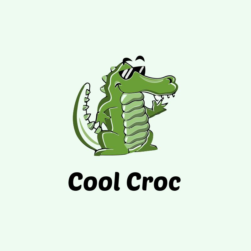 Cool Croc logo
