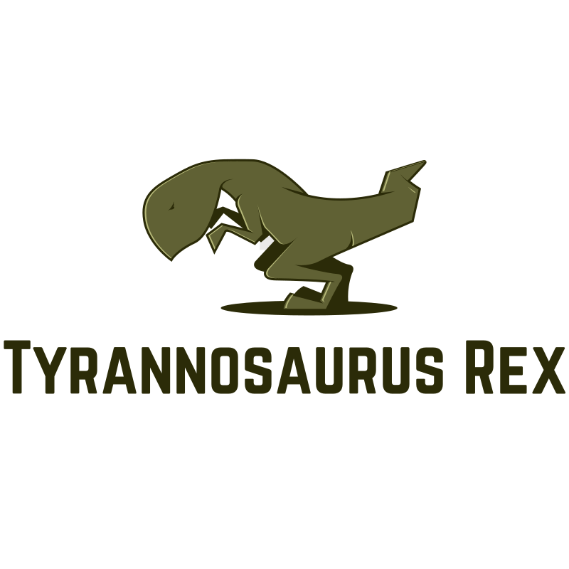 Tyrannosaurus Rex Logo