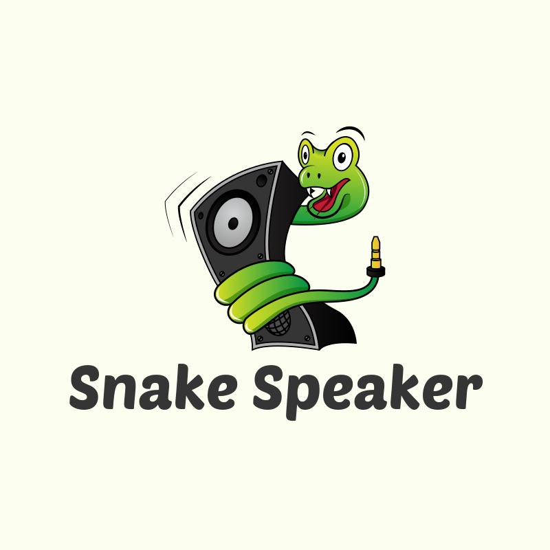 Snake Speaker Logo