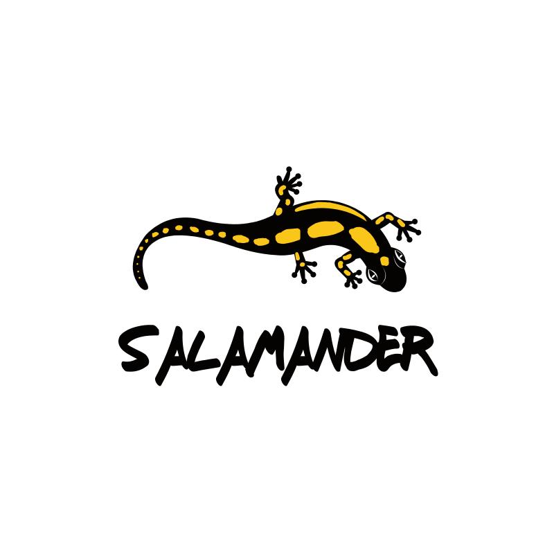 Salamander Logo Design
