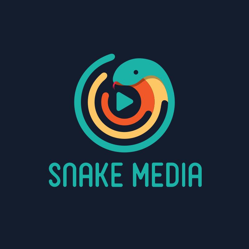 Snake Media Logo