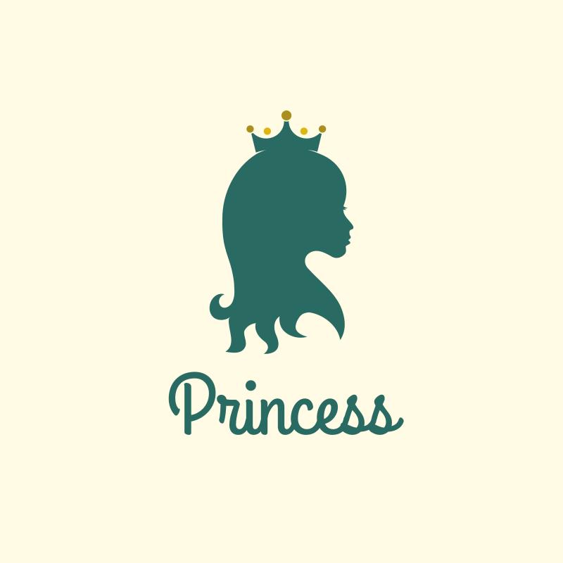 Princess Profile Logo