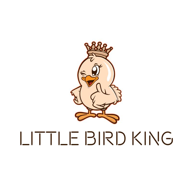 Little Bird King Logo