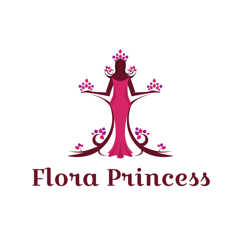 Flora Princess Logo