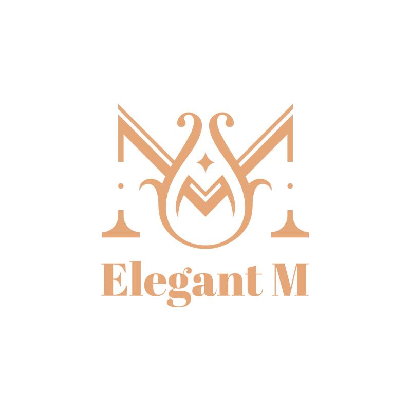 Elegant M Logo