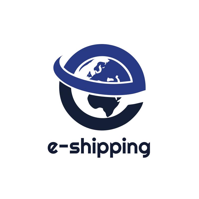 e-shipping logo