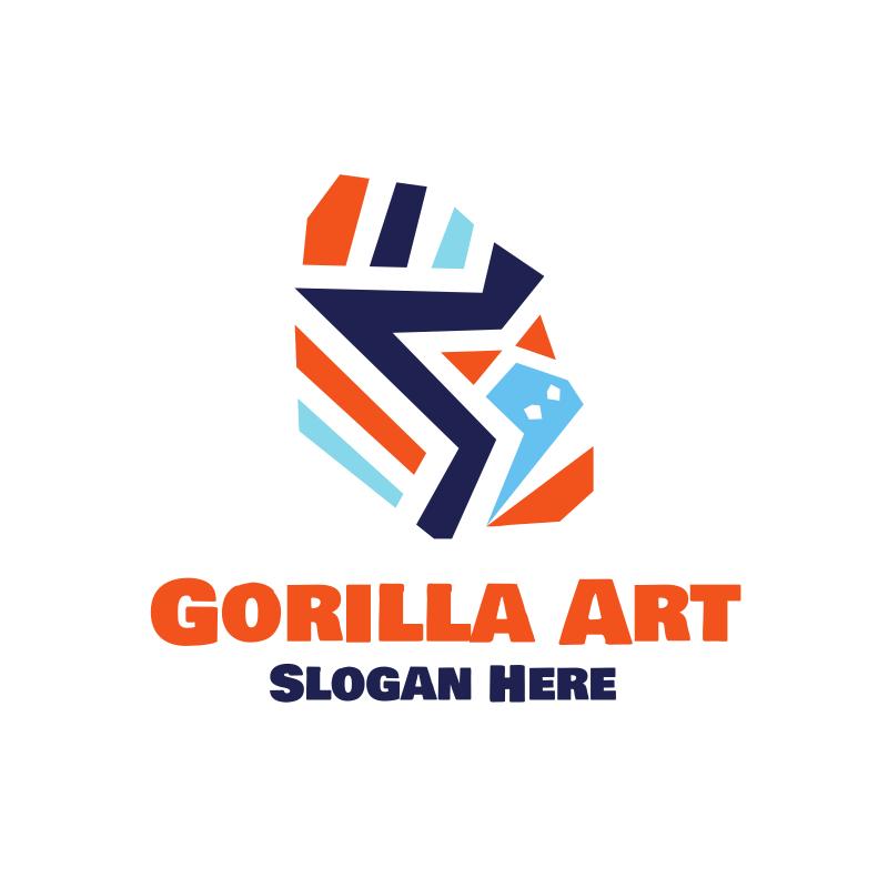 Gorilla Art Logo