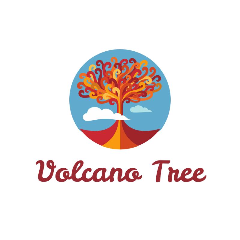 Volcano Tree Logo