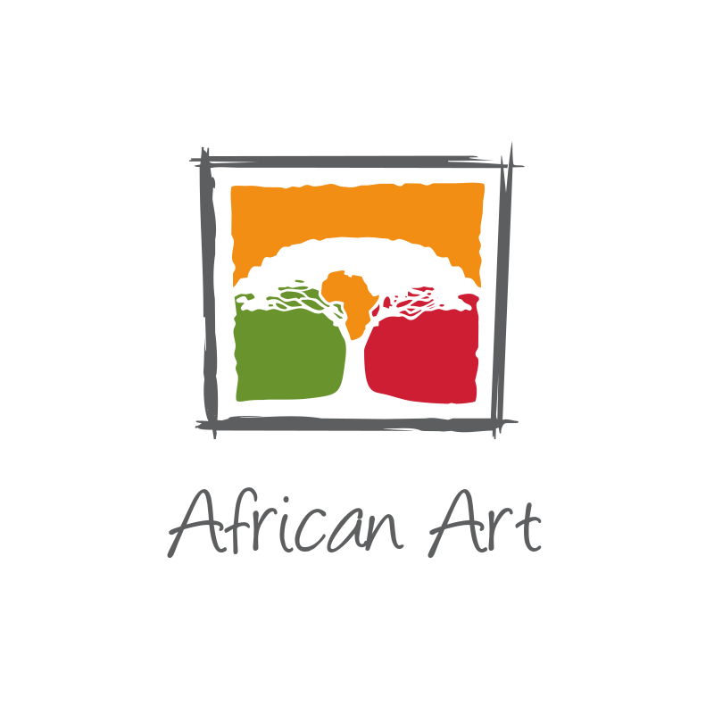 African Art Logo