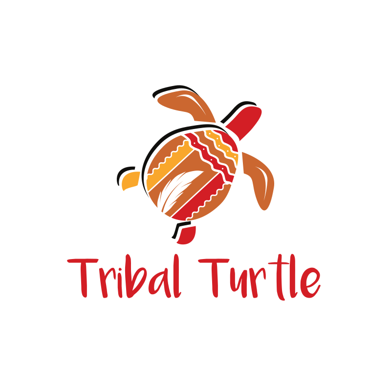 Tribal Turtle Logo