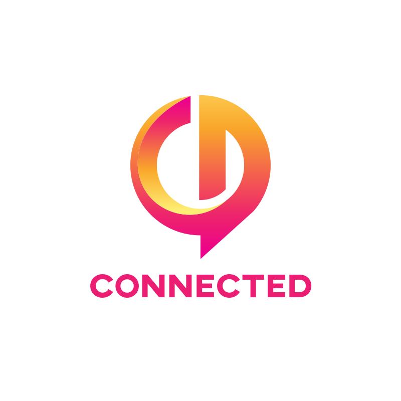 Connected Logo Design
