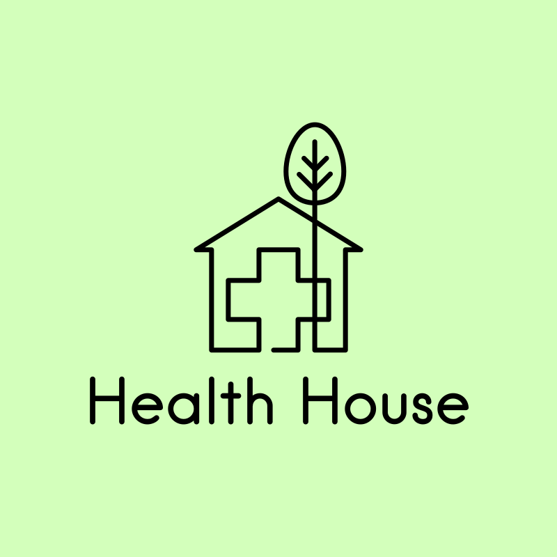 Health House Logo