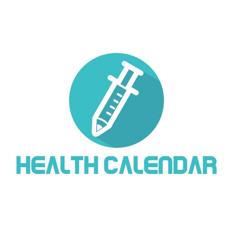 Health Calendar Logo