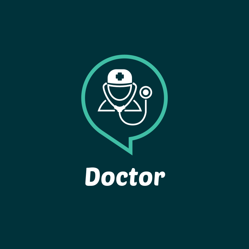 Doctor chat logo