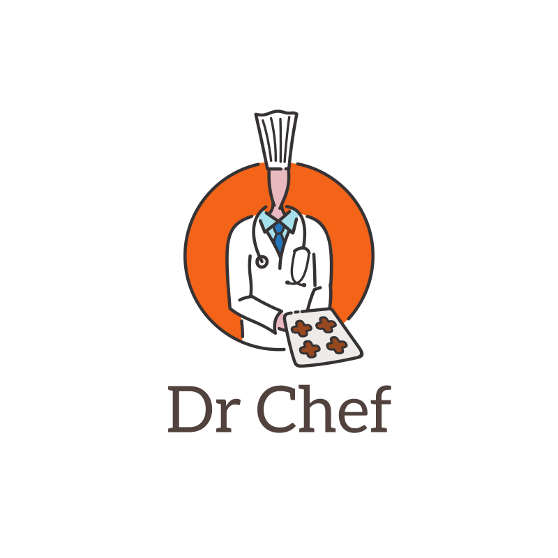 Dr Chef Logo