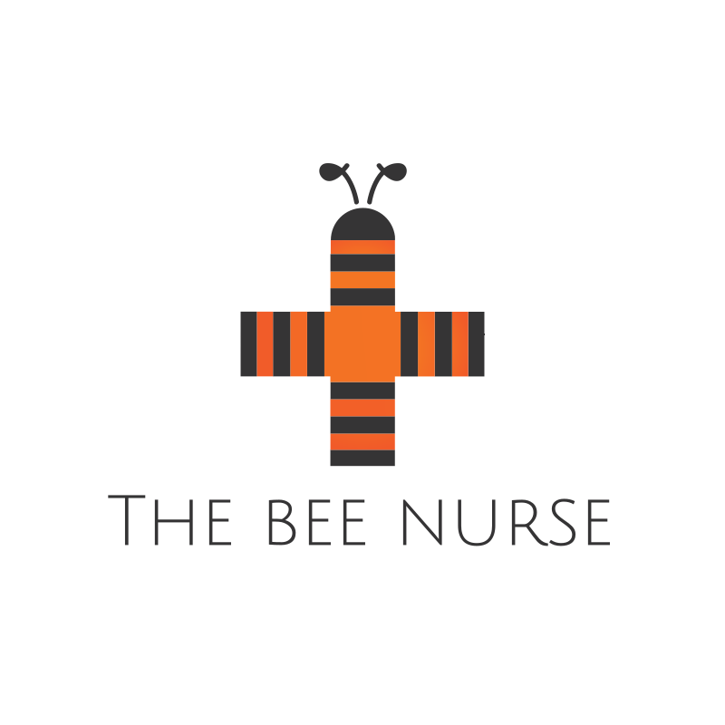 The Bee Nurse logo