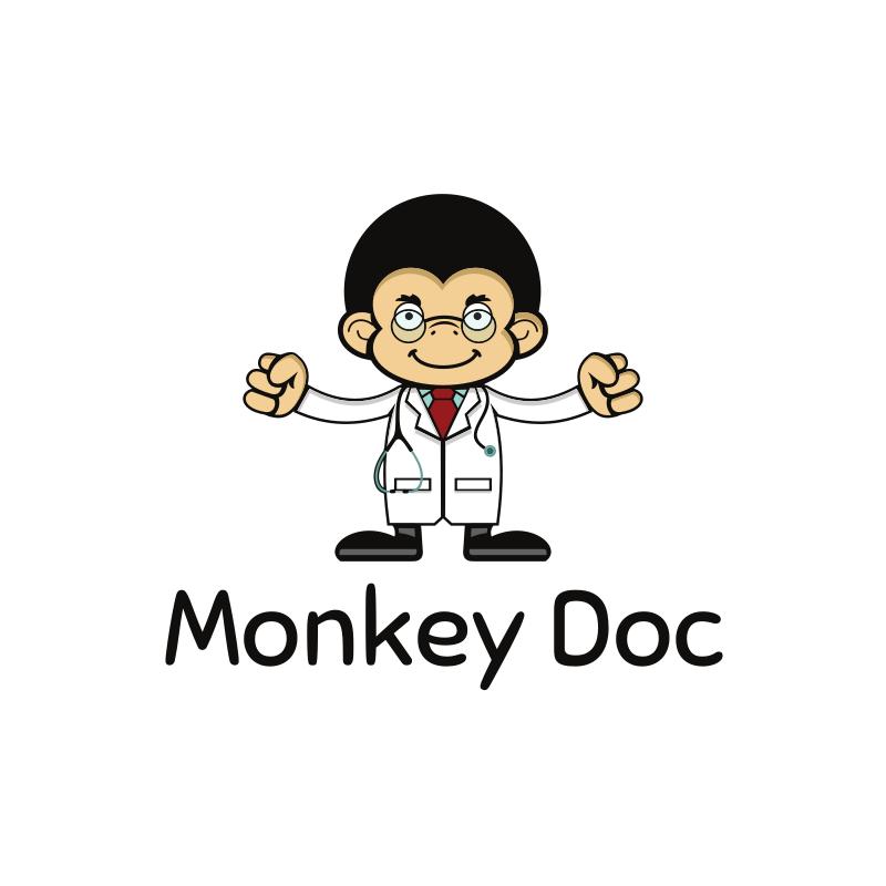 Monkey Doc Logo