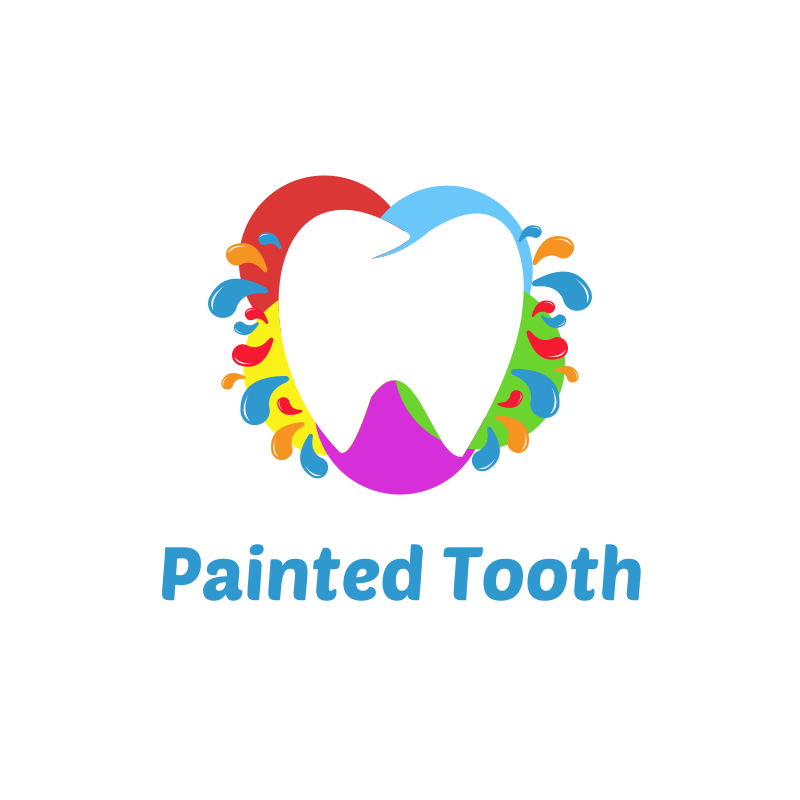 Painted Tooth