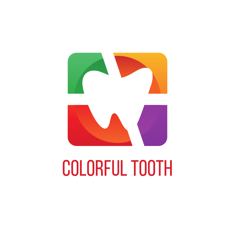 Colourful Tooth