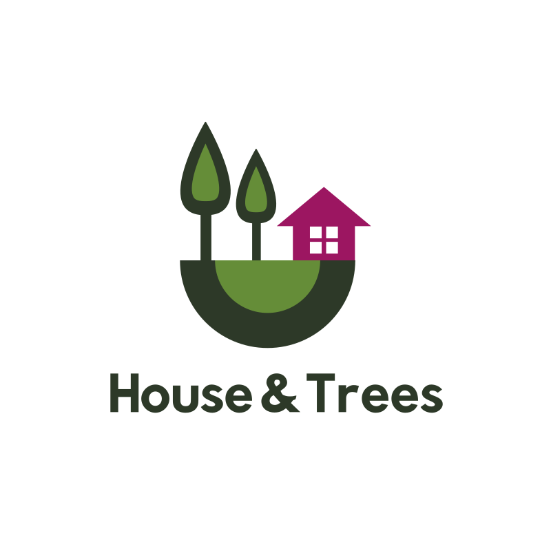 House and Trees logo