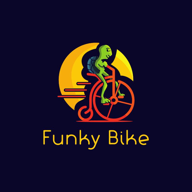Funky Bike logo