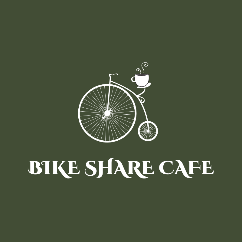 Bike Share Café Logo