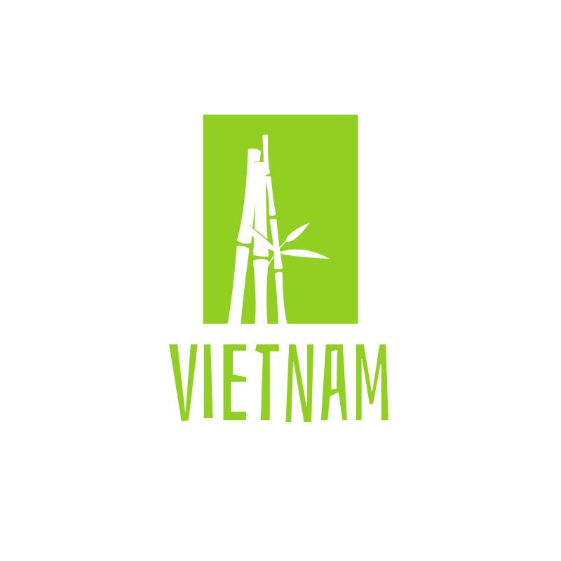 Vietnam Bamboo Logo