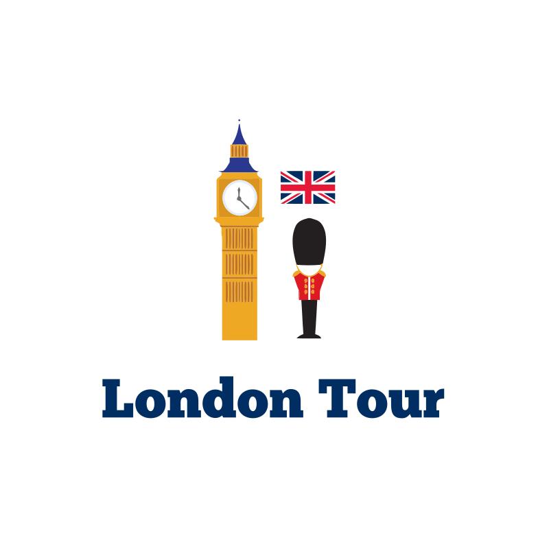UK London Tour Logo