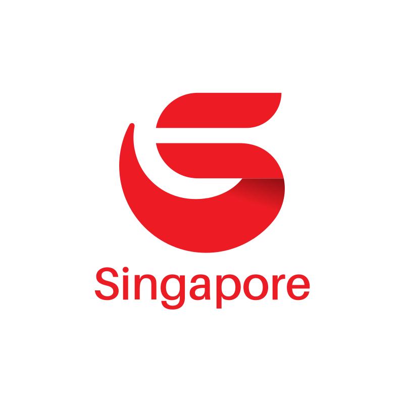 Singapore Red S Logo
