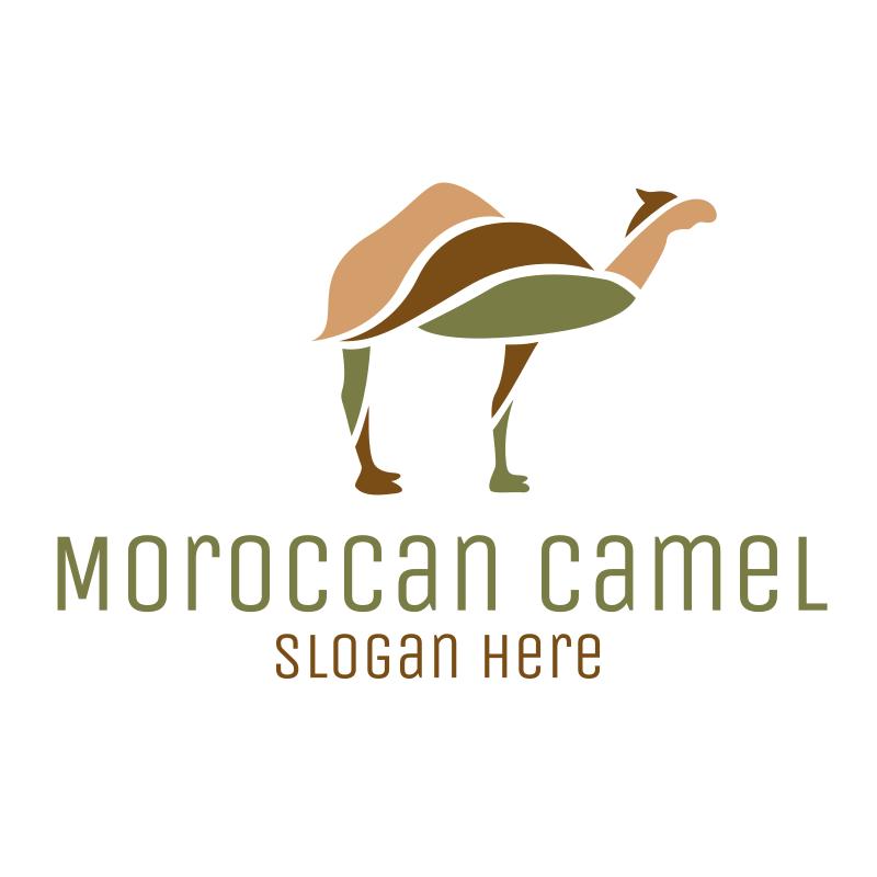 Moroccan Camel Logo