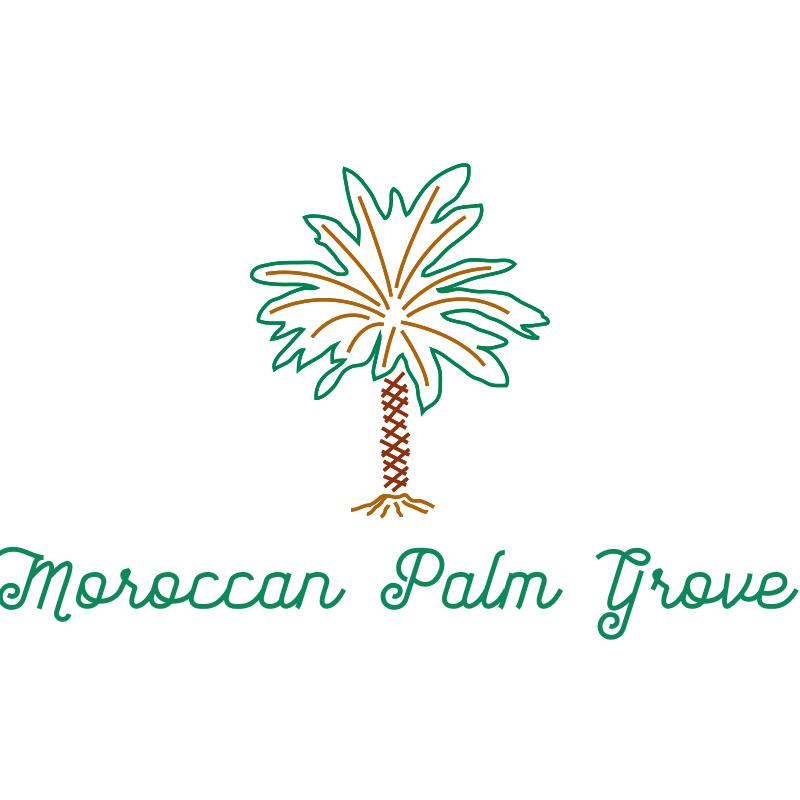 Moroccan Palm Grove Logo