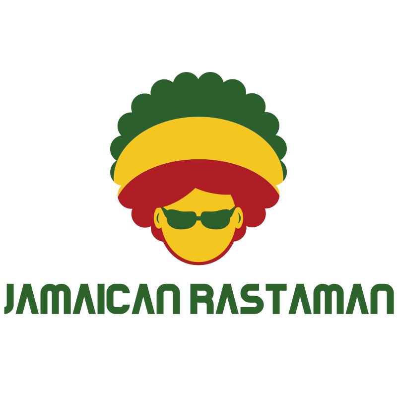 Jamaican Rastaman Logo