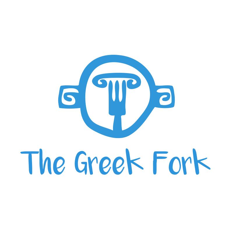 Greek Fork Logo