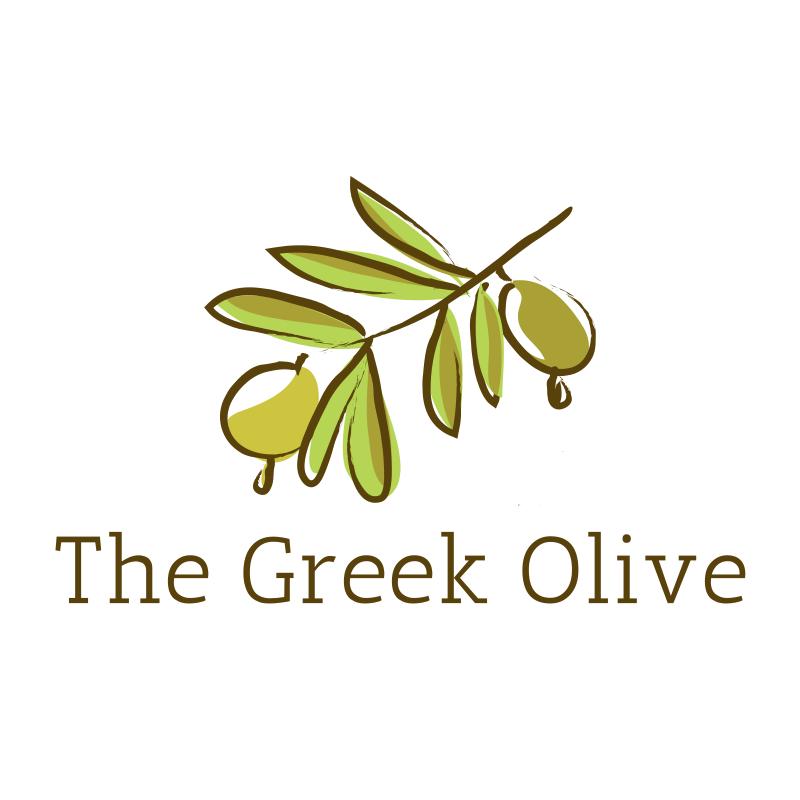 Greek Olive Logo